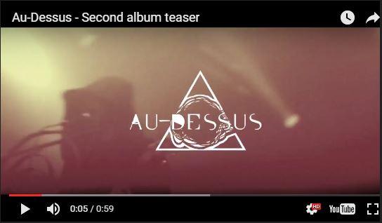 AU-DESSUS - Second Album Teaser