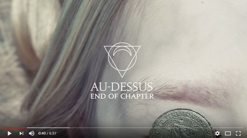AU-DESSUS - XII : End of chapter