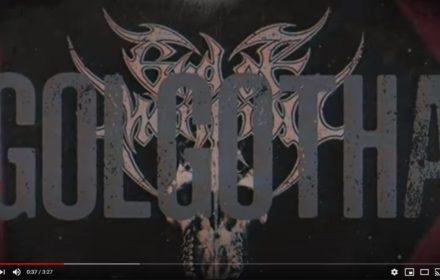 END OF MANKIND - Golgotha (Lyric Video)